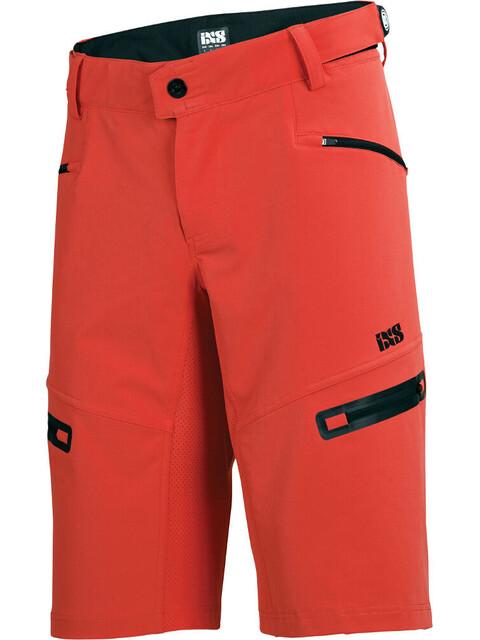 IXS Sever 6.1 BC Shorts Men fluor red